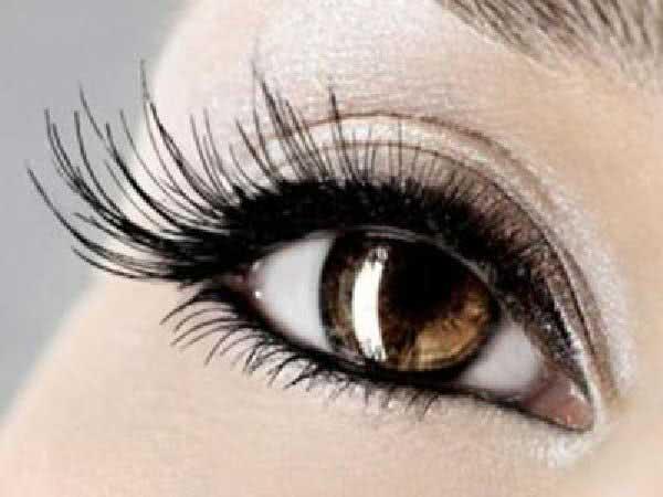 наращивание ресниц кошачий глаз