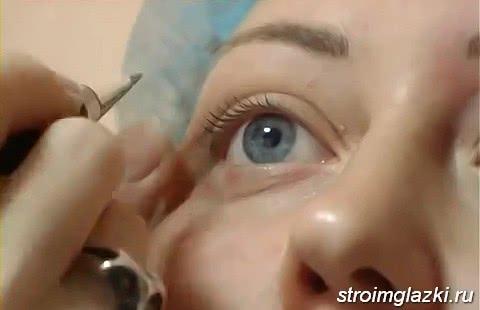 Межресничный татуаж глаз: особенности, фото, отзывы, цена