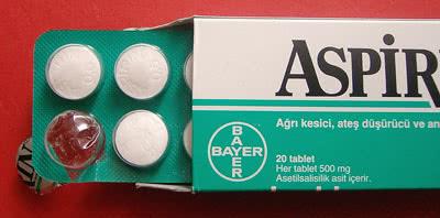 аспирин нельзя применять при татуаже