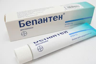Бепантен